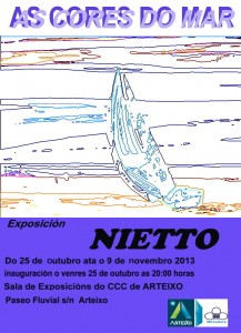 CARTEL NIETTO ULTIMOOAL 2013